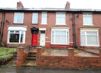 Thumbnail 2 bed flat to rent in Ewesley Road, Sunderland