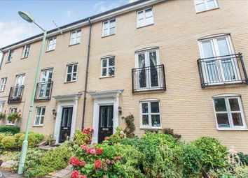 Thumbnail 3 bed town house for sale in Thomas Crescent, Grange Farm, Kesgrave, Ipswich