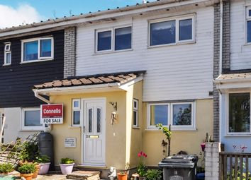 Thumbnail 3 bed terraced house for sale in Belgrave Road, Newton Abbot