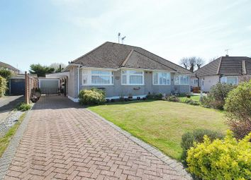 Thumbnail 2 bed semi-detached bungalow for sale in Blundell Avenue, Horley