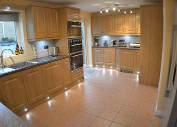 Thumbnail 5 bed detached house for sale in Llwyn Arian, Margam Village, Port Talbot, Neath Port Talbot.