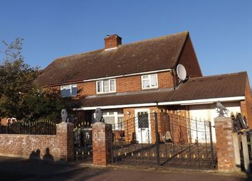 Thumbnail 3 bedroom property to rent in Hastings Road, Kempston, Bedford