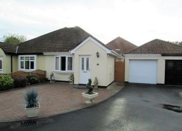 Thumbnail 1 bedroom semi-detached bungalow for sale in Wainwright Close, Drayton, Portsmouth