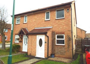 Thumbnail 2 bed semi-detached house for sale in Dean Close, Wollaton, Nottingham, Nottinghamshire