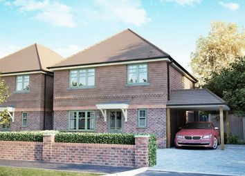 Thumbnail 3 bed detached house for sale in Main Road, Bosham, Chichester