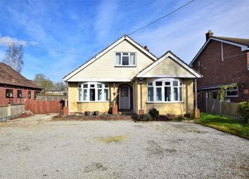 Kynaston Road, Panfield, Braintree CM7. 3 bed detached bungalow for sale