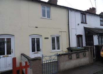 Thumbnail 1 bed terraced house to rent in Chapel Road, Ross-On-Wye