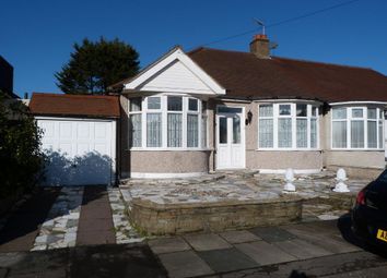 Thumbnail 3 bedroom semi-detached bungalow for sale in Leigh Avenue, Redbridge