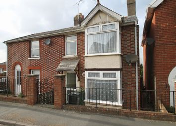Thumbnail 2 bed semi-detached house for sale in Cross Lane, Newport