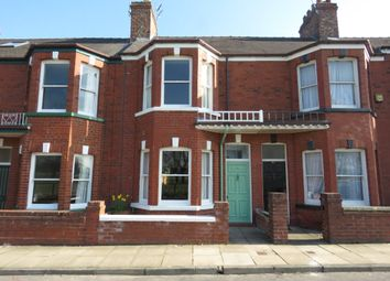 Thumbnail 2 bed terraced house to rent in Knavesmire Crescent, York