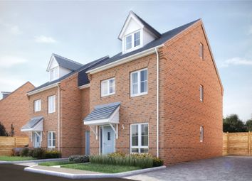 Thumbnail 3 bed semi-detached house for sale in Hadleigh, Pembers Hill Park, Mortimers Lane, Fair Oak