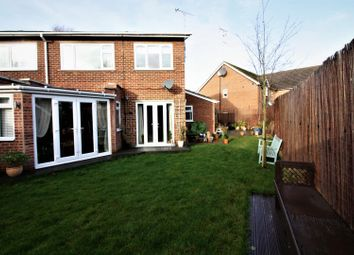 Thumbnail 4 bedroom property for sale in Wolves Mere, Woolmer Green, Knebworth