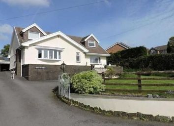 Thumbnail 4 bed detached house for sale in Ebenezer Road, Llanedi, Pontarddulais, Swansea, City & County Of Swansea.