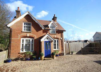 Thumbnail 4 bed detached house for sale in Bank Lane, Hildenborough, Tonbridge