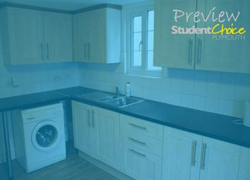Thumbnail 1 bed flat to rent in Cattedown Road, Plymouth