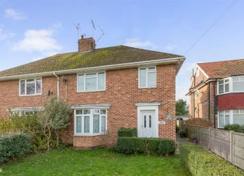 Thumbnail 2 bed flat for sale in Ringmer Road, Worthing