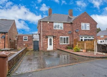 Thumbnail 2 bed semi-detached house for sale in Bath Road, Cannock