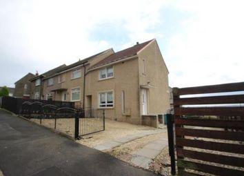 Thumbnail 2 bed end terrace house for sale in Dunnachie Drive, Coatbridge, North Lanarkshire