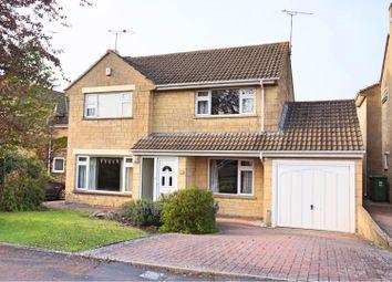 Thumbnail 5 bed detached house for sale in Pentylands Close, Highworth