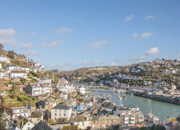 Thumbnail 5 bed detached house for sale in Downs View, West Looe, Cornwall
