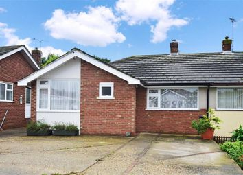 Thumbnail 2 bed semi-detached bungalow for sale in Sherwood Gardens, Ramsgate, Kent