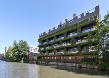 Thumbnail 2 bed flat for sale in Orsman Road, London