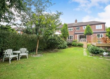 Thumbnail 4 bed semi-detached house for sale in The Circuit, Alderley Edge, Cheshire, Uk