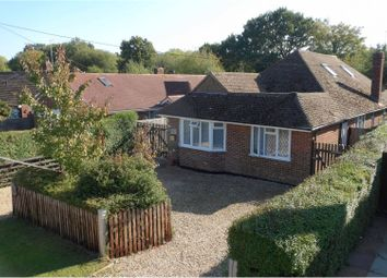 Thumbnail 4 bed detached bungalow for sale in Hazel Road, Ash Green
