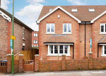 Thumbnail 4 bedroom semi-detached house for sale in Hazelgrove Road, Haywards Heath