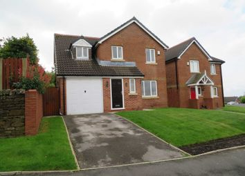 Thumbnail 4 bedroom detached house for sale in Buttercup Drive, Oldham