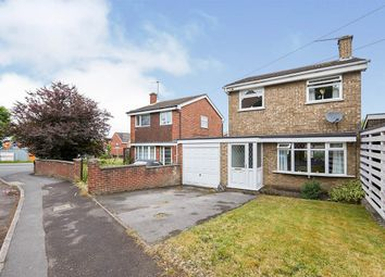 Thumbnail 3 bed link-detached house for sale in Toulmin Drive, Swadlincote, Derbyshire