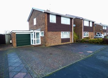 Thumbnail 3 bed detached house for sale in St. Barnabas Close, Gloucester
