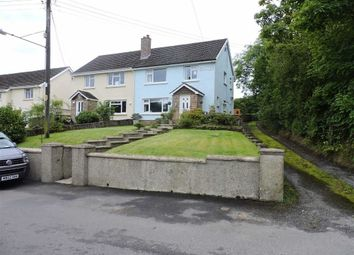 Thumbnail 3 bed semi-detached house for sale in Marlais View, Narberth, Pembrokeshire