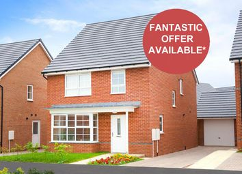 "Thumbnail 4 bed detached house for sale in ""Chesham"" at Weddington Road, Nuneaton"