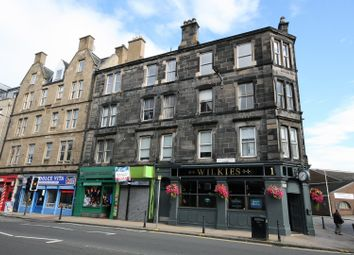 Thumbnail 1 bed flat for sale in Great Junction Street, Edinburgh