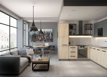 Thumbnail 1 bed flat for sale in 1 Bedroom Apartments, Colour House, Bentley Road, London