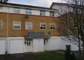 Thumbnail 3 bed town house for sale in Helegan Close, Orpington