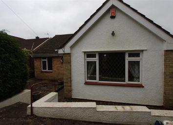 Thumbnail 3 bed detached bungalow for sale in Dan Y Graig, Machen, Caerphilly