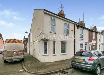 Thumbnail 3 bed end terrace house to rent in Kenyon Street, Ipswich
