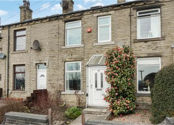 Thumbnail 3 bed terraced house for sale in Clifton Common, Brighouse