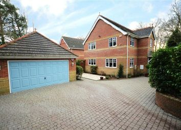 Thumbnail 4 bed detached house to rent in Sandy Lane, Sandhurst