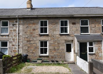 Thumbnail 3 bed terraced house for sale in Blowinghouse, Redruth