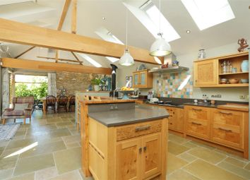 Thumbnail 4 bed detached house for sale in Trenchard Avenue, Lower Compton, Calne