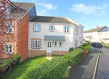 Thumbnail 3 bedroom terraced house for sale in Head Weir Road, Cullompton