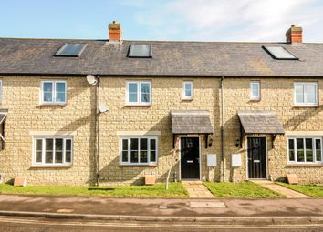 Thumbnail 2 bed terraced house to rent in Ducklington, Oxfordshire