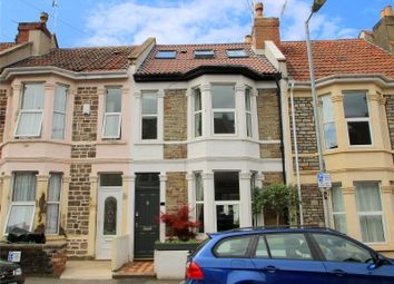 Thumbnail 4 bed terraced house for sale in Exeter Road, Southville, Bristol