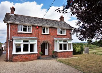 Thumbnail 4 bed detached house for sale in Thornhill Road, Stalbridge, Sturminster Newton