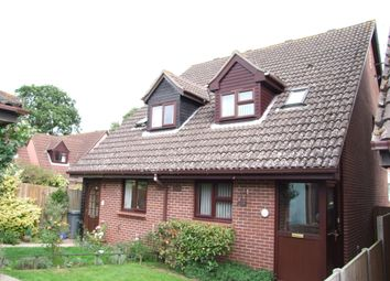 Thumbnail 2 bed semi-detached house for sale in Waveney Close, Saxmundham, Suffolk