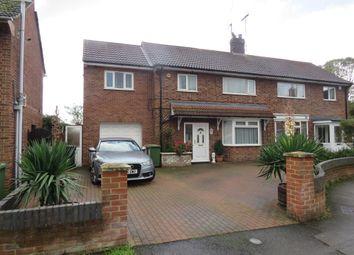 Thumbnail Detached house for sale in Gildenburgh Avenue, Peterborough