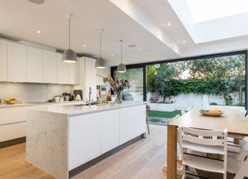 Thumbnail 4 bed terraced house to rent in Bassein Park Road, London